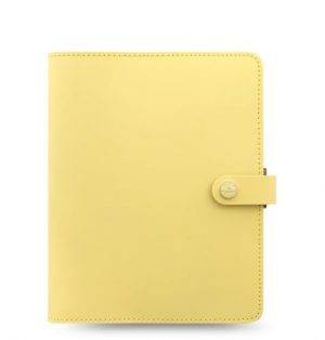 yellow organizer