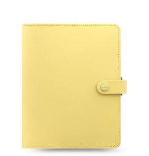 yellow organizer