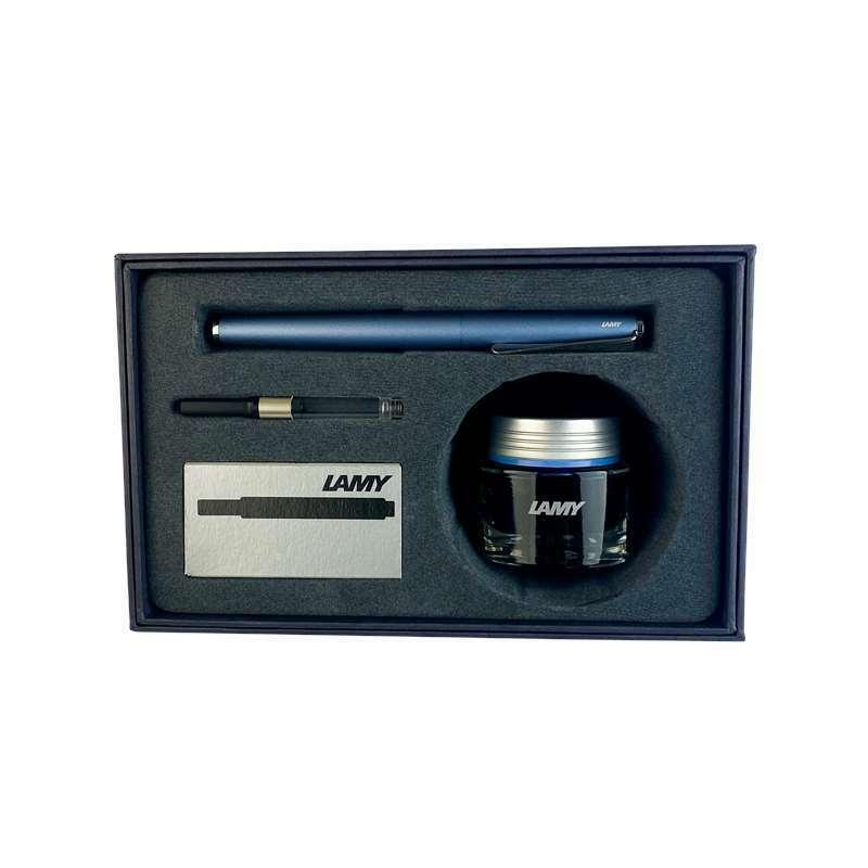 LAMY Studio Glacier Fountain Pen 2020 Gift Set