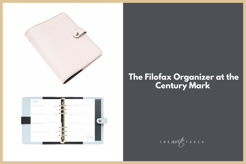 Filofax Organizer